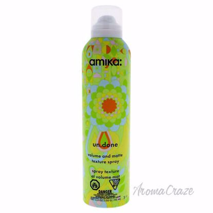 Un. Done Texture Spray by Amika for Unisex - 5.3 oz Hair Spr