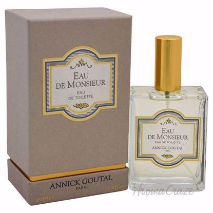 Eau De Monsieur by Annick Goutal for Men - 3.4 oz EDT Spray