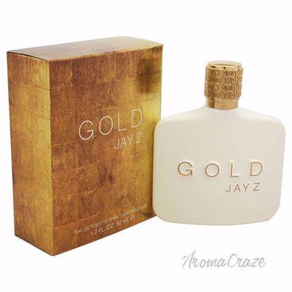 Gold Jay Z by Jay Z for Men - 1.7 oz EDT Spray