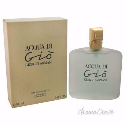 Acqua Di Gio by Giorgio Armani for Women - 3.4 oz EDT Spray