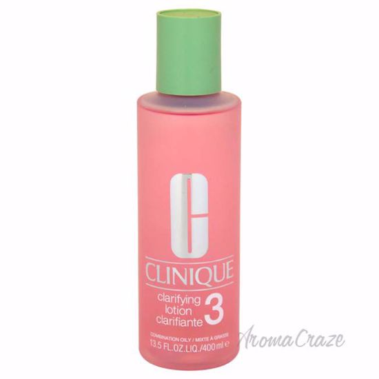 Clarifying Lotion 3 by Clinique for Unisex - 13.4 oz Clarify