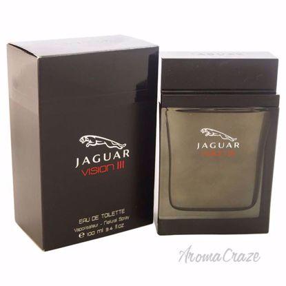 Jaguar Vision III by Jaguar for Men - 3.4 oz EDT Spray