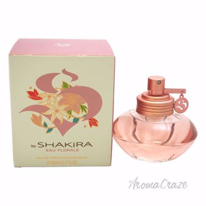 Shakira S Eau Florale by Shakira for Women - 2.7 oz EDT Spra