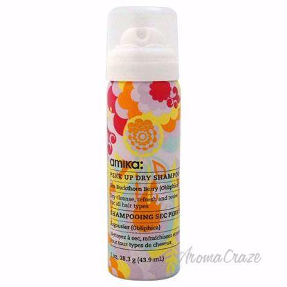 Perk Up Dry Shampoo by Amika for Unisex - 1 oz Dry Shampoo S