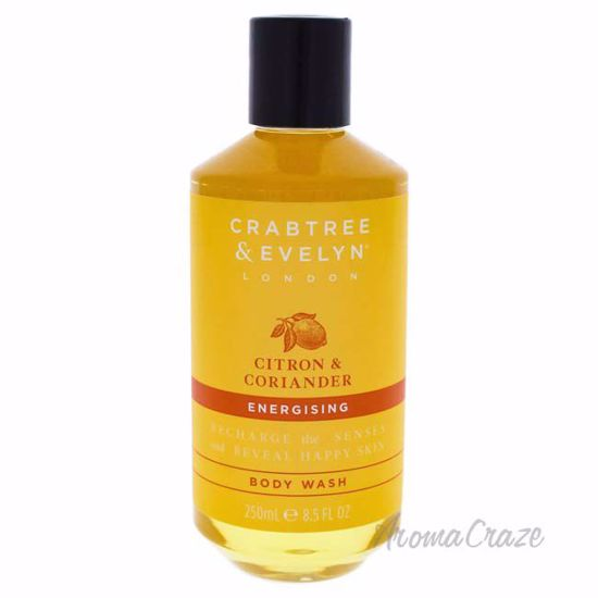 Citron and Coriander Energising Body Wash by Crabtree and Ev