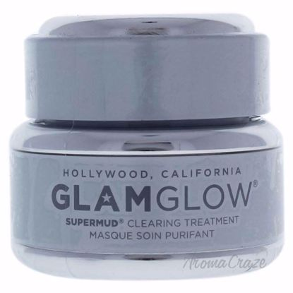 Supermud Clearing Treatment by Glamglow for Women - 0.5 oz T