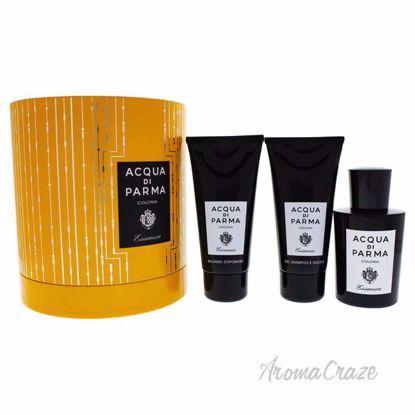 Colonia Essenza by Acqua Di Parma for Men - 3 Pc Gift Set 3.
