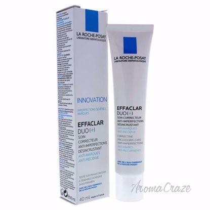 Effaclar Duo Plus by La Roche-Posay for Unisex - 1.35 oz Tre