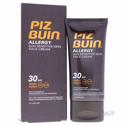 Allergy Face Cream SPF 30 by Piz Buin for Unisex - 1.7 oz Cr