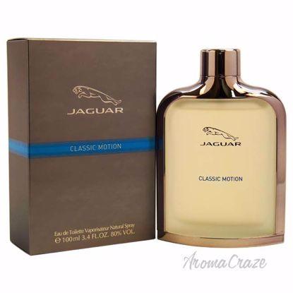 Jaguar Classic Motion by Jaguar for Men - 3.4 oz EDT Spray