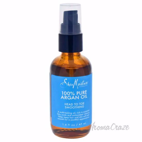 100% Pure Argan Oil Head To Toe Smoothing by Shea Moisture f