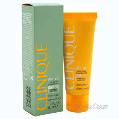 Clinique Face Cream SPF 40 by Clinique for Unisex - 1.7 oz S