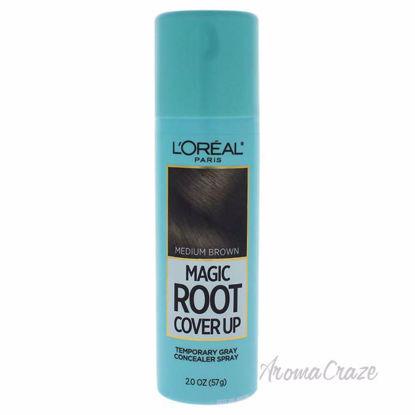 Magic Root Cover Up Temporary Gray Concealer Spray - Medium