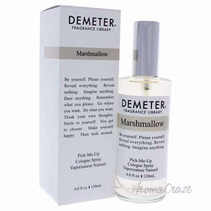 Marshmallow by Demeter for Women - 4 oz Cologne Spray