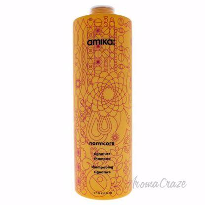 Normcore Signature Shampoo by Amika for Unisex - 33.8 oz Sha
