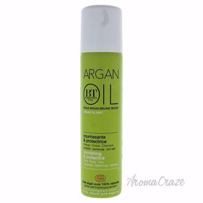 Argan Oil Mist Spray by BT Cosmetics for Unisex - 2.5 oz Bod