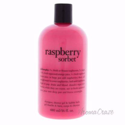 Raspberry Sorbet Shampoo, Bath & Shower Gel by Philosophy fo