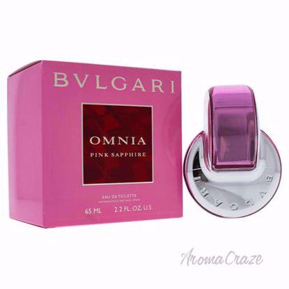 Omnia Pink Sapphire by Bvlgari for Women - 2.2 oz EDT Spray