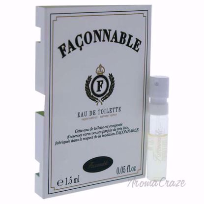 Faconnable by Faconnable for Men - 0.05 oz EDT Spray