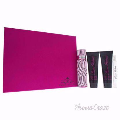 Paris Hilton by Paris Hilton for Women - 4 Pc Gift Set 3.4oz