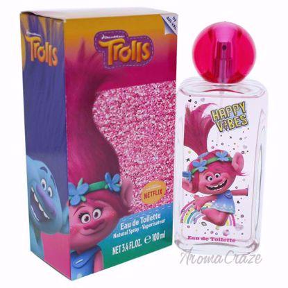 Trolls by DreamWorks for Kids - 3.4 oz EDT Spray