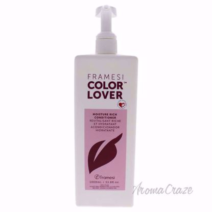 Color Lover Moisture Rich Conditioner by Framesi for Unisex