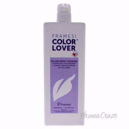 Color Lover Volume Boost Shampoo by Framesi for Unisex - 33.