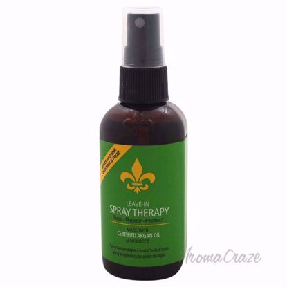 Leave-In Spray Therapy Argan Oil Therapy by DermOrganic for
