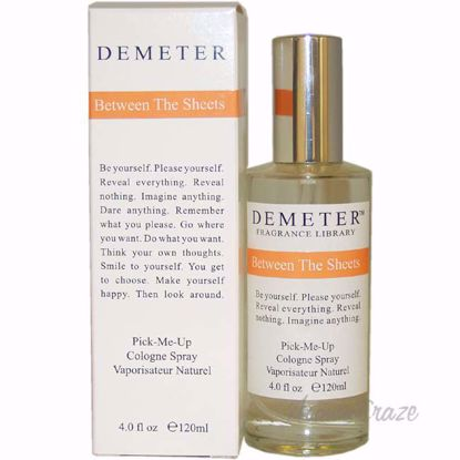 Between The Sheets by Demeter for Women - 4 oz Cologne Spray