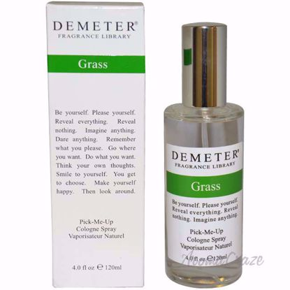 Grass by Demeter for Women - 4 oz Cologne Spray
