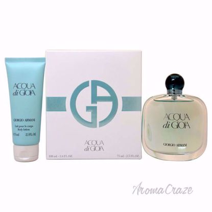 Acqua Di Gioia by Giorgio Armani for Women - 2 Pc Gift Set 3