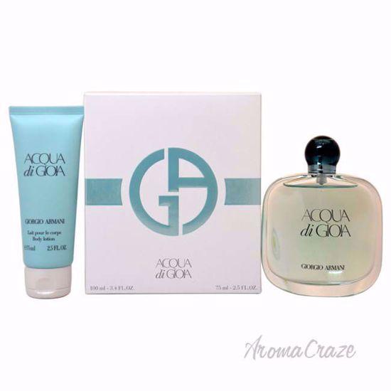 Acqua Di Gioia By Giorgio Armani For Women 2 Pc Gift Set 34oz Edp