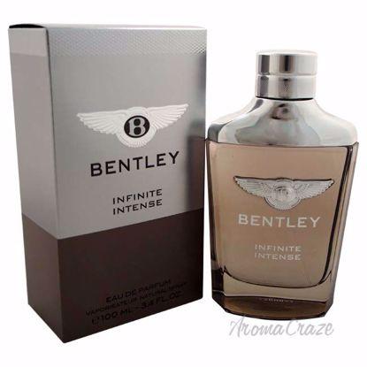 Bentley Infinite Intense by Bentley for Men - 3.4 oz EDP Spr
