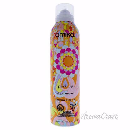 Perk Up Dry Shampoo by Amika for Unisex - 5.3 oz Dry Shampoo
