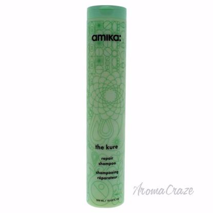 The Kure Repair Shampoo by Amika for Unisex - 10 oz Shampoo