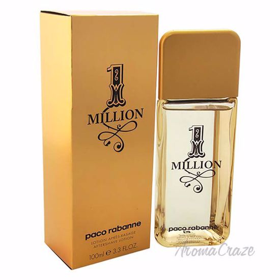 1 Million by Paco Rabanne for Men - 3.3 oz After Shave Lotio