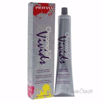 ChromaSilk Vivids Long-Lasting Vibrant Color - Red by Pravan