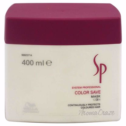 SP Color Save Mask by Wella for Unisex - 13.5 oz Mask