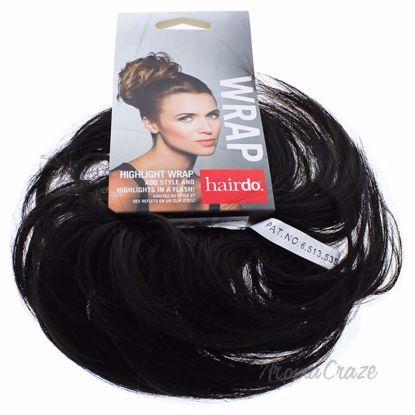 Highlight Wrap - R2 R6 Ebony by Hairdo for Women - 1 Pc Hair
