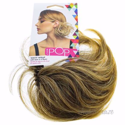 Pop Wavy Wrap - R1416T Buttered Toast by Hairdo for Women -