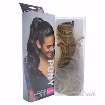 Wave Wrap Around Pony - R14 25 Honey Ginger by Hairdo for Wo