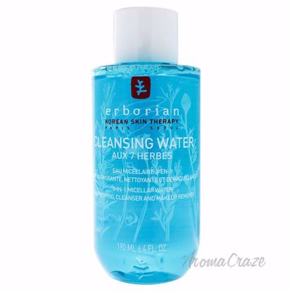 Cleansing Micellar Water by Erborian for Women - 6.4 oz Clea
