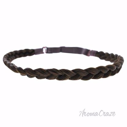 French Braid Band - R10 Chestnut by Hairdo for Women - 1 Pc Hair Headband - Hair Accessories | Hair Accessories For Women | Hair Accessories For Men | Hairdo For Women | Headbands | Hair Products | AromaCraze.com