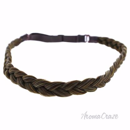 French Braid Band - R1416T Buttered Toast by Hairdo for Women - 1 Pc Hair Headband - Hair Accessories | Hair Accessories For Women | Hair Accessories For Men | Hairdo For Women | Headbands | Hair Products | AromaCraze.com