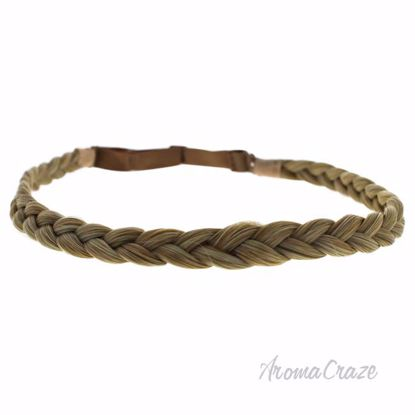 French Braid Band - R14 88H Golden Wheat by Hairdo for Women - 1 Pc Hair Headband - Hair Accessories | Hair Accessories For Women | Hair Accessories For Men | Hairdo For Women | Headbands | Hair Products | AromaCraze.com