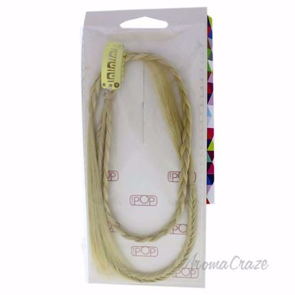 Pop Two Braid Extension - R22 Swedish Blond by Hairdo for Wo