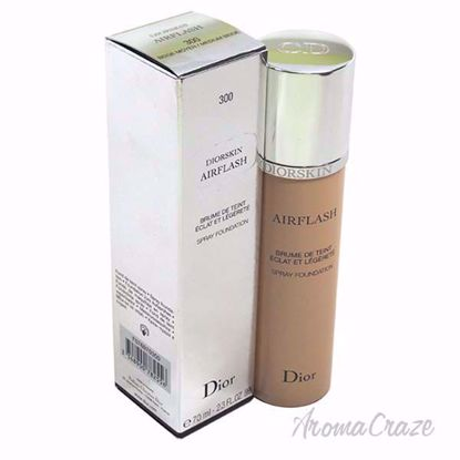 Dior Skin Airflash Spray Foundation - 300 Medium Beige by Ch
