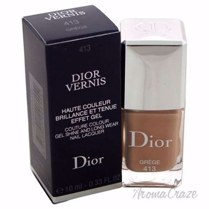 Dior Vernis Nail Lacquer - # 413 Grege by Christian Dior for