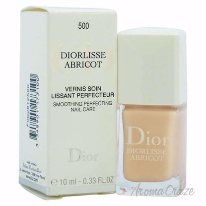Diorlisse Abricot Smoothing Perfecting Nail Care - # 500 Pin