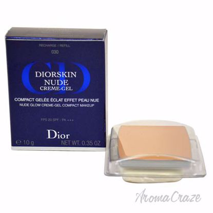 Diorskin Nude Skin-Glowing Makeup SPF15 - # 030 Medium Beige by Christian Dior for Women - 1 oz Makeup - Makeup Kits | Makeup Sets for Women | Womens Makeup Kit | Makeup Gift Sets | Makeup Kit Brands | Makeup Set For Beginners | Professional Makeup Kits For Sale | AromaCraze.com